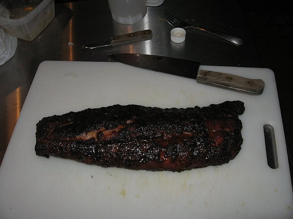 Ribs are Done